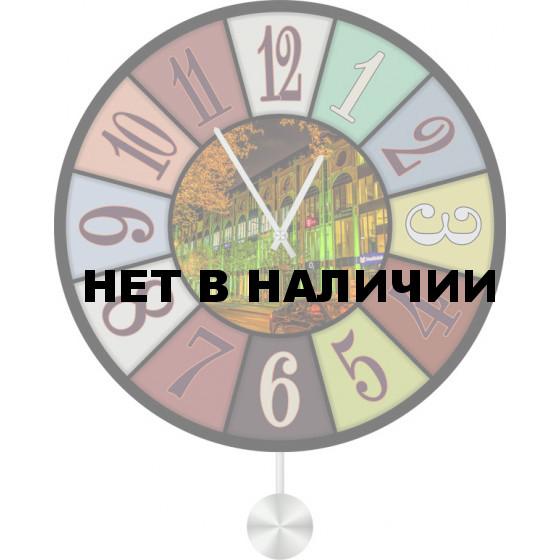 Настенные часы SvS 4012781