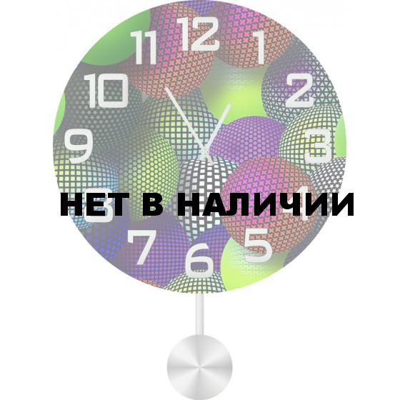 Настенные часы SvS 4511639