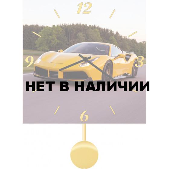 Настенные часы SvS 4511956