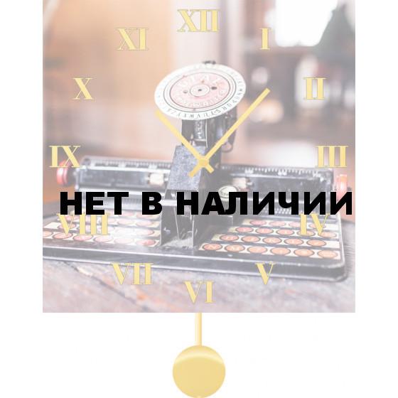 Настенные часы SvS 4511960