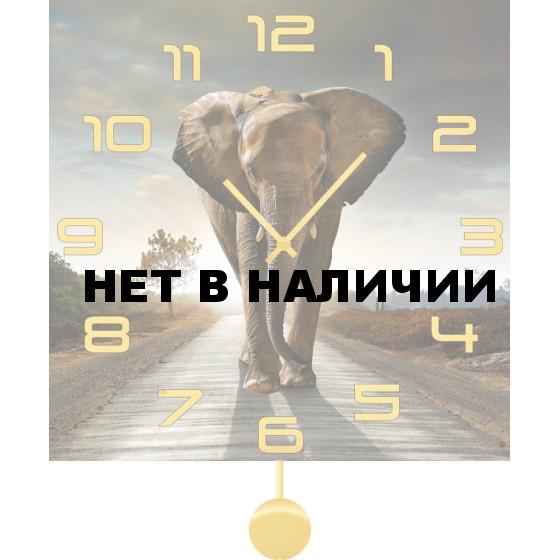 Настенные часы SvS 4512043