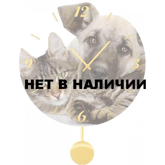 Настенные часы SvS 4512054