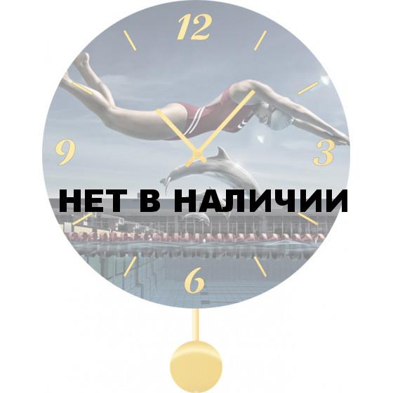 Настенные часы SvS 4512068
