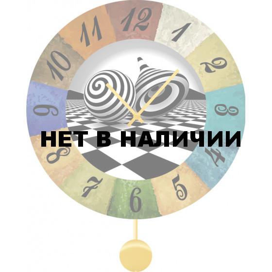 Настенные часы SvS 4512104