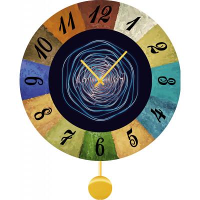 Настенные часы SvS 4512106