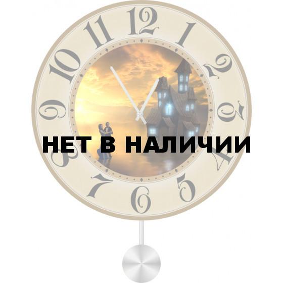 Настенные часы SvS 4512149