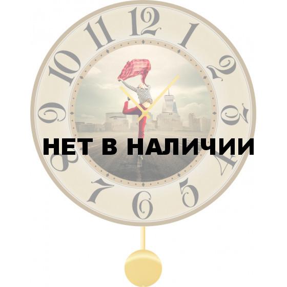 Настенные часы SvS 4512152