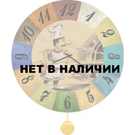 Настенные часы SvS 4512158