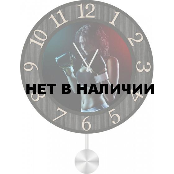 Настенные часы SvS 4512193