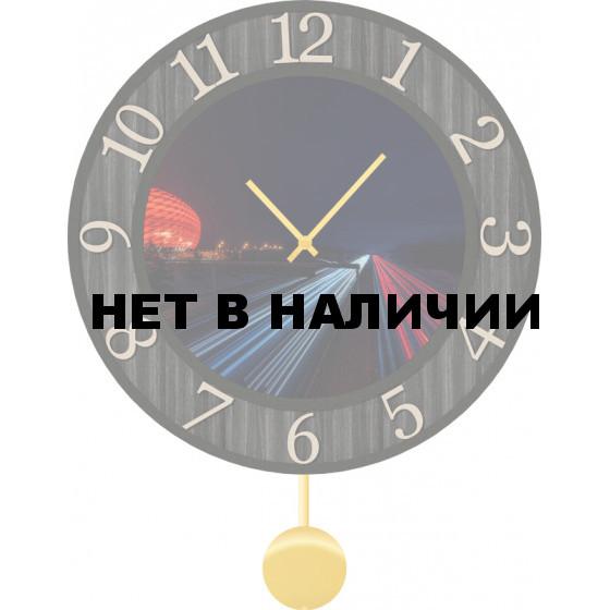 Настенные часы SvS 4512196