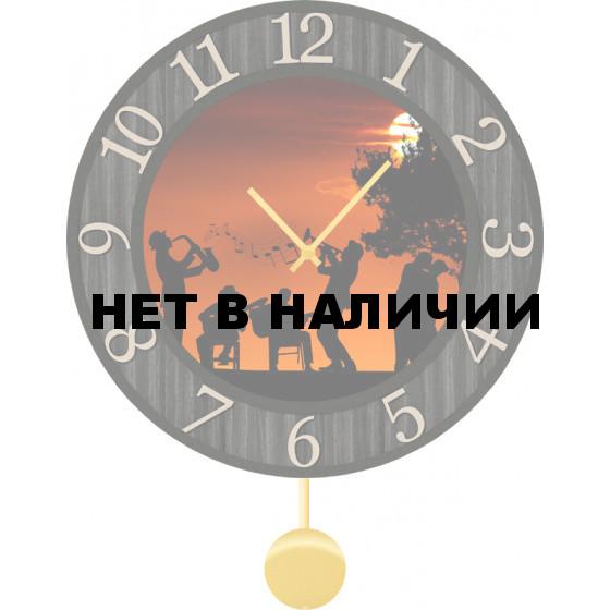 Настенные часы SvS 4512198