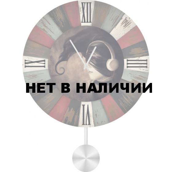 Настенные часы SvS 4512220