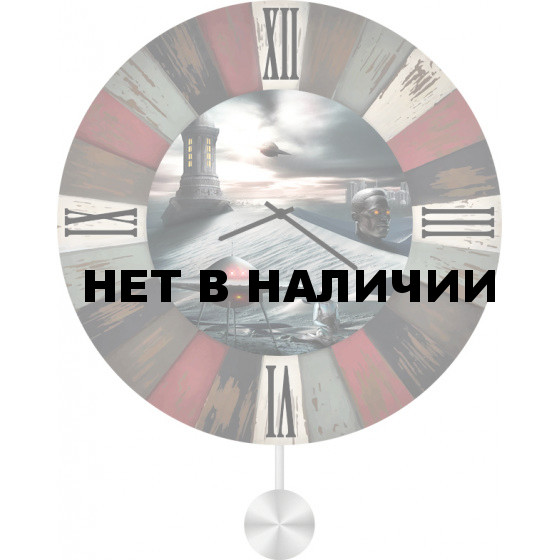 Настенные часы SvS 4512238