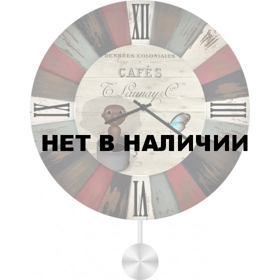 Настенные часы SvS 4512263