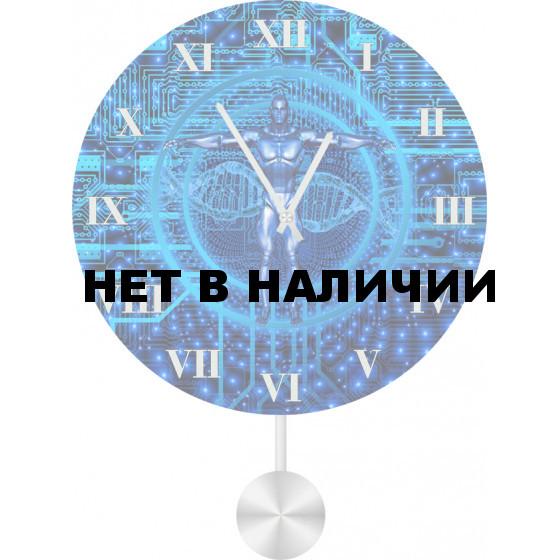 Настенные часы SvS 4512270