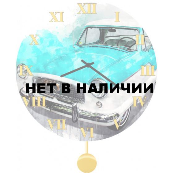Настенные часы SvS 4512275