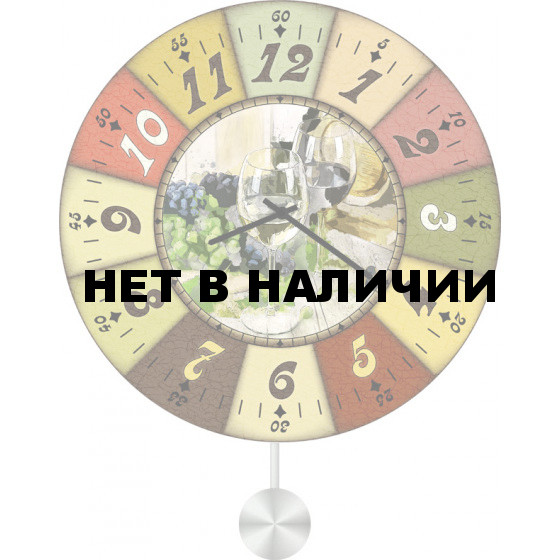 Настенные часы SvS 4512313
