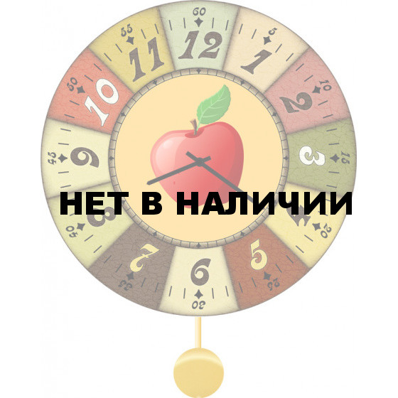 Настенные часы SvS 4512314