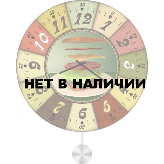 Настенные часы SvS 4512315