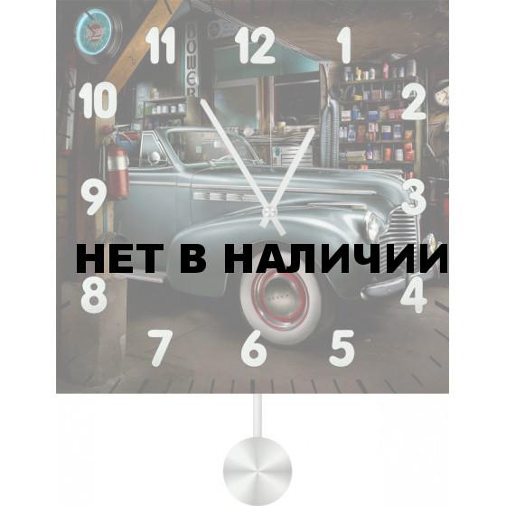 Настенные часы SvS 4512374