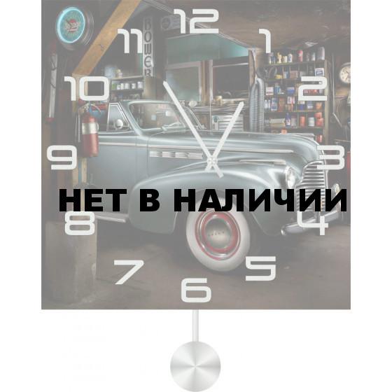 Настенные часы SvS 4512375
