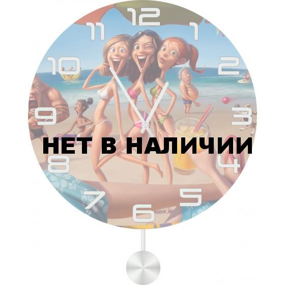 Настенные часы SvS 4512511