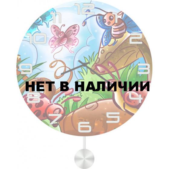 Настенные часы SvS 4512606