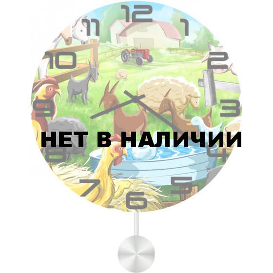 Настенные часы SvS 4512633