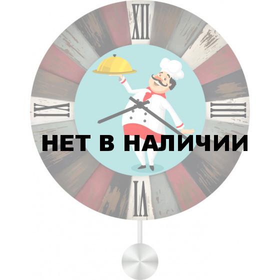 Настенные часы SvS 4512718