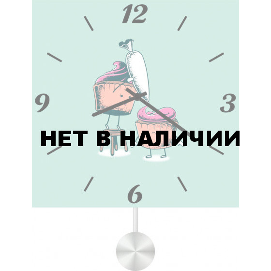 Настенные часы SvS 4512737