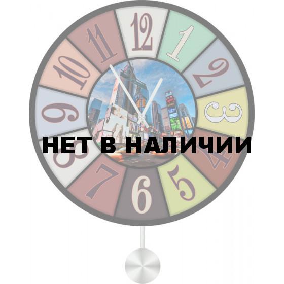 Настенные часы SvS 4512771