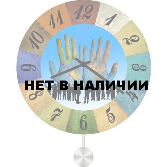 Настенные часы SvS 4512785
