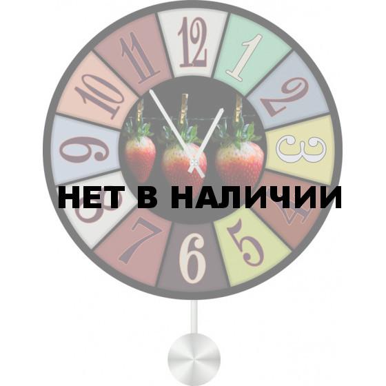 Настенные часы SvS 4512787