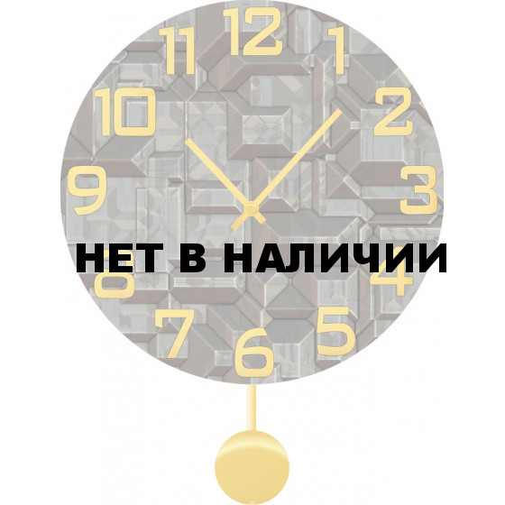 Настенные часы SvS 4512795