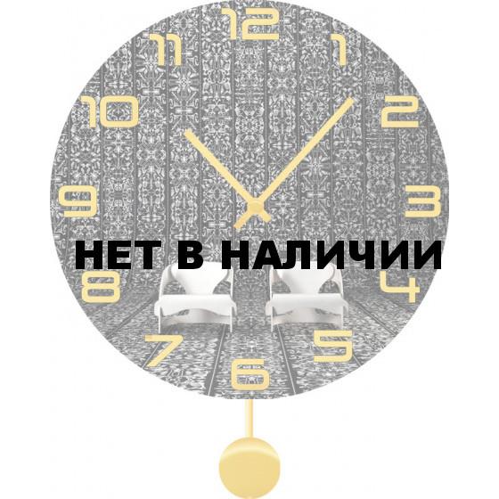 Настенные часы SvS 4512892