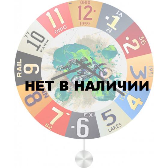 Настенные часы SvS 4512938