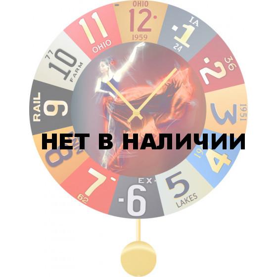 Настенные часы SvS 4512939