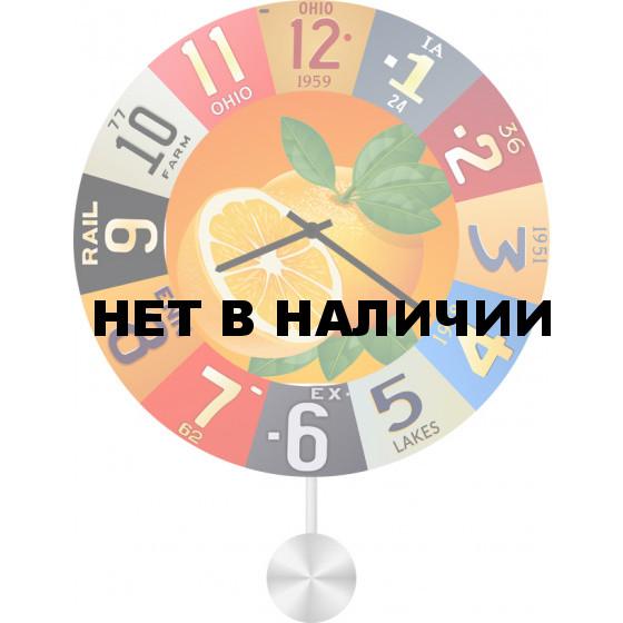 Настенные часы SvS 4512942