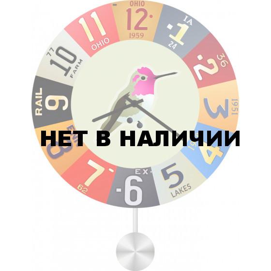 Настенные часы SvS 4512947