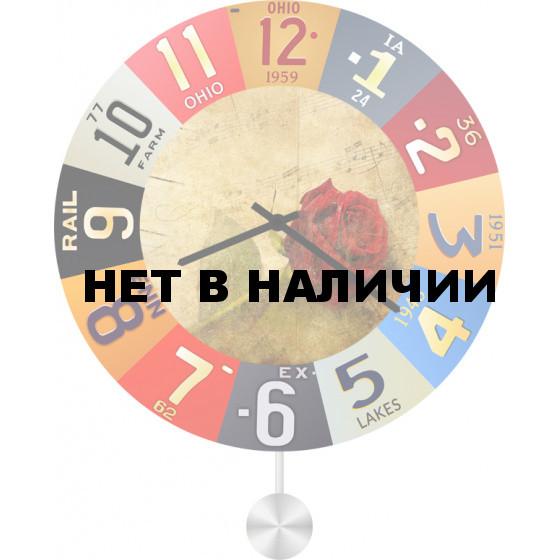 Настенные часы SvS 4512958