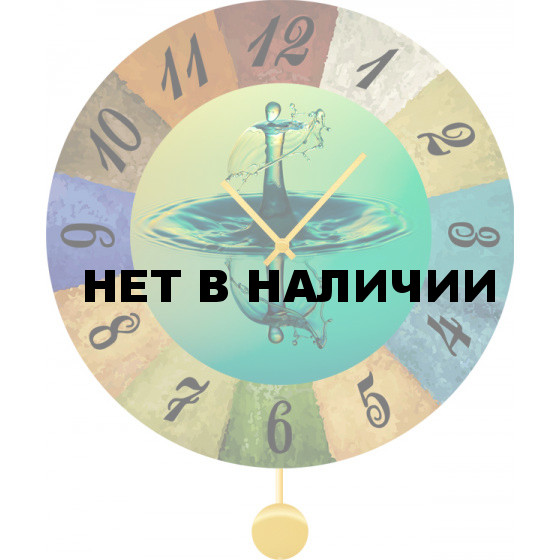 Настенные часы SvS 5012127