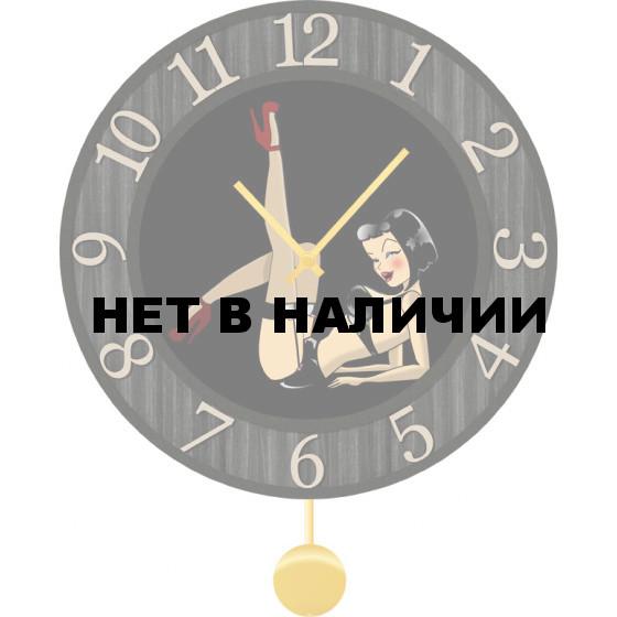 Настенные часы SvS 5012197