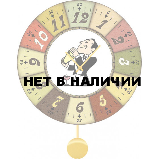 Настенные часы SvS 5012321