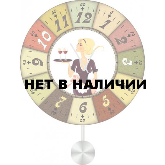 Настенные часы SvS 5012322