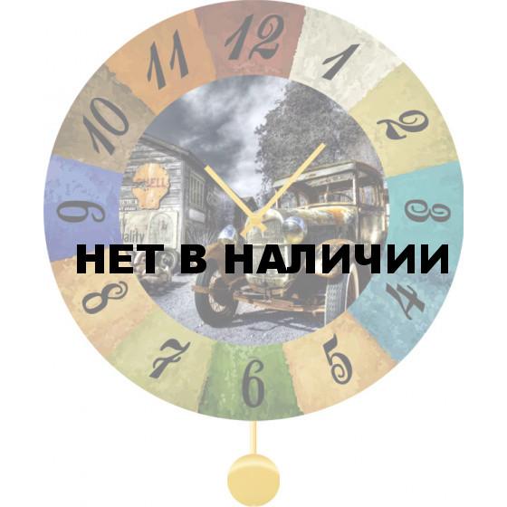 Настенные часы SvS 5012388