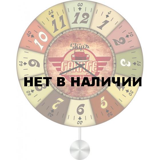 Настенные часы SvS 5012397