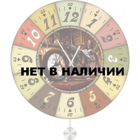 Настенные часы SvS 5012401