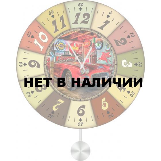 Настенные часы SvS 5012407