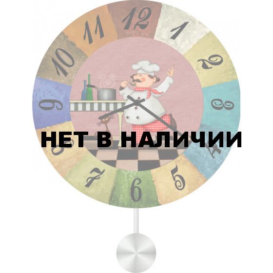 Настенные часы SvS 5012691