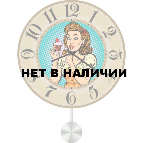 Настенные часы SvS 5012721